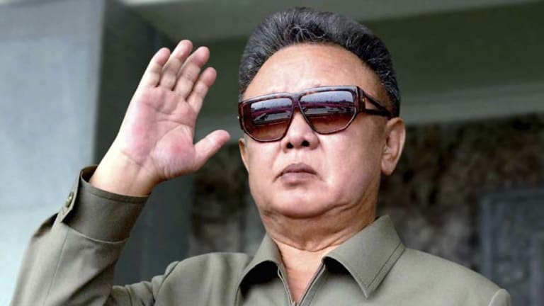 Funeral ... Kim Jong-il.