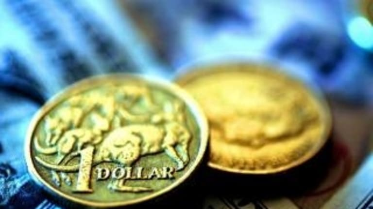 The Australian dollar is being battered due to the economy's close ties to China and reliance on offshore funding.