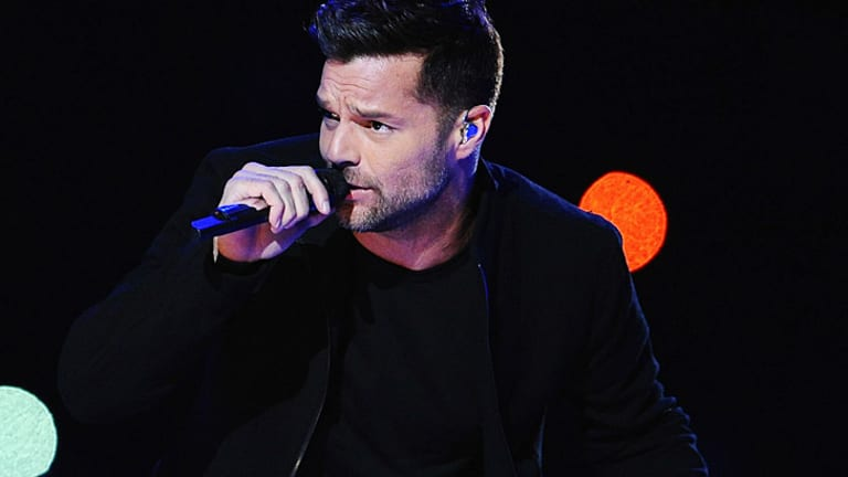 Ricky Martin is Keith Urban's replacement as a coach on <i>The Voice</i>.