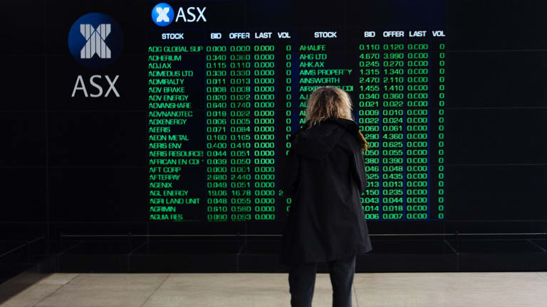 The ASX has recorded its best session since July of last year.