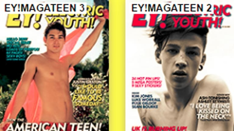 EY, formerly Ernst & Young, now shares its name with a racy Spanish magazine.