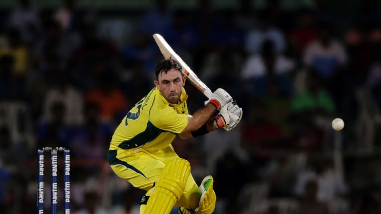 Glenn Maxwell has been dropped from Australia's ODI squad.