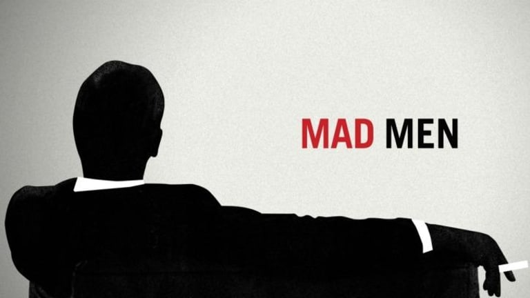 <i>Mad Men</i>: The opening sequences are one of  the most recognised and talked-about  in recent times.