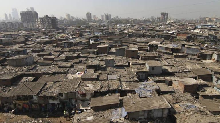 Mumbai will be the size of London and New York combined by 2050.