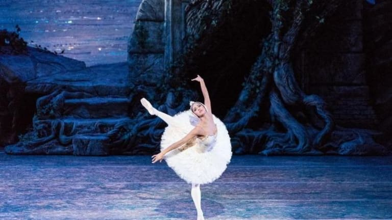 Brisbane audience members watched rapt as acclaimed African-American ballerina Misty Copeland made her debut as Odette/Odile in Swan Lake.