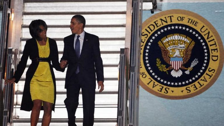 Barack and Michelle Obama have tried to maintain a ''normal'' relationship throughout his presidency.