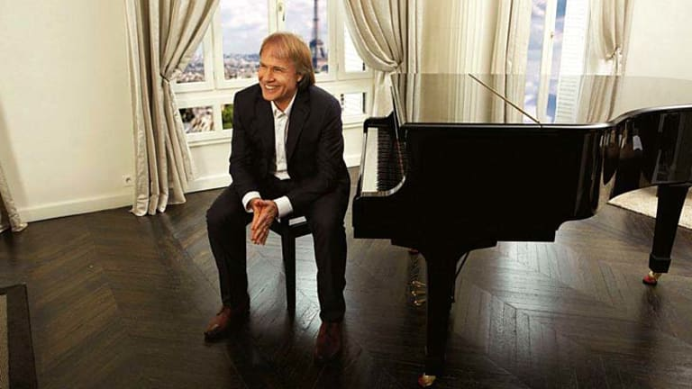 """""""I was happy being a session musician"""" ... Richard Clayderman."""