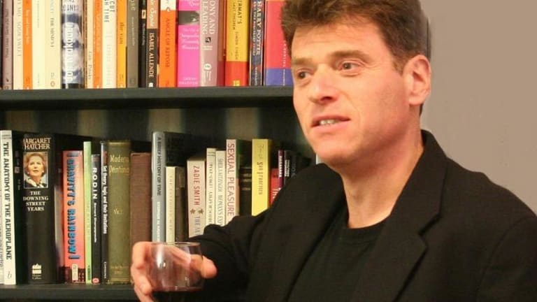 Author Andrew Keen has researched and written a ''brilliant'' book on the history of the internet.