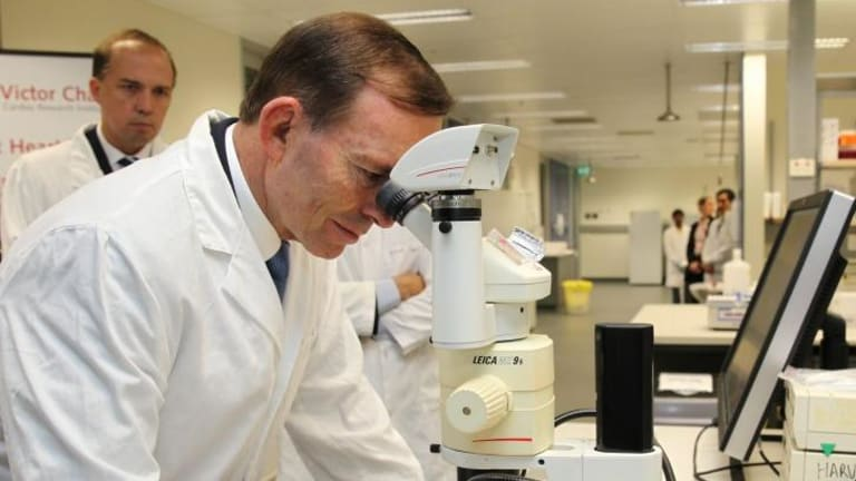 Under the microscope: As far as science is concerned, the Prime Minister's performance has been fairly dismal.