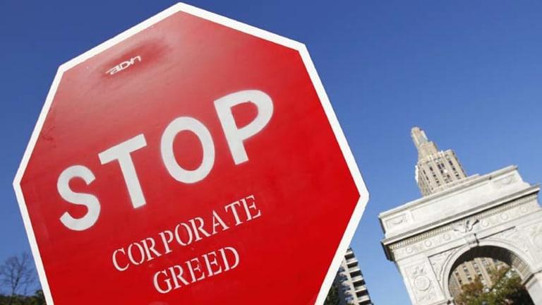 Occupy Sydney ... the Occupy Wall Street movement will make its presence felt.