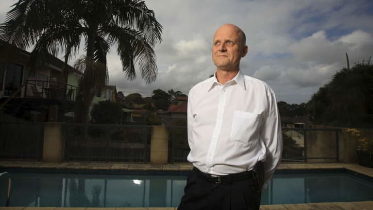 Not merely a donkey's candidate? Liberal Democrat, David Leyonhjelm, was the first listed candidate on the NSW Senate ticket.