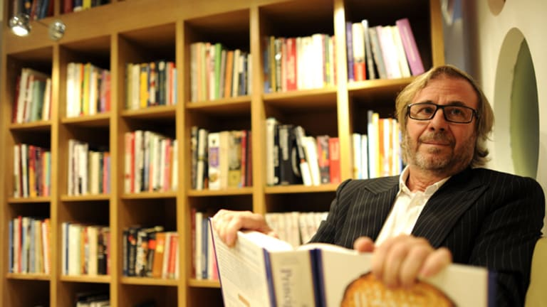 Michelin-starred medico ... neurologist-turned-chef Miguel Sanchez Romera.