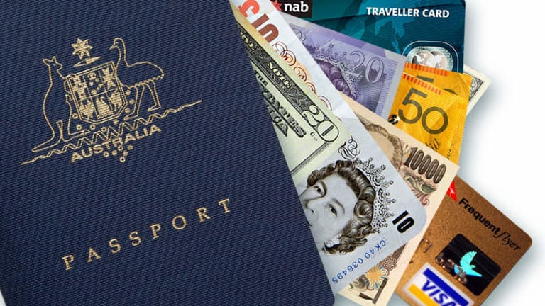 About 1000 Australians are arrested overseas each year.