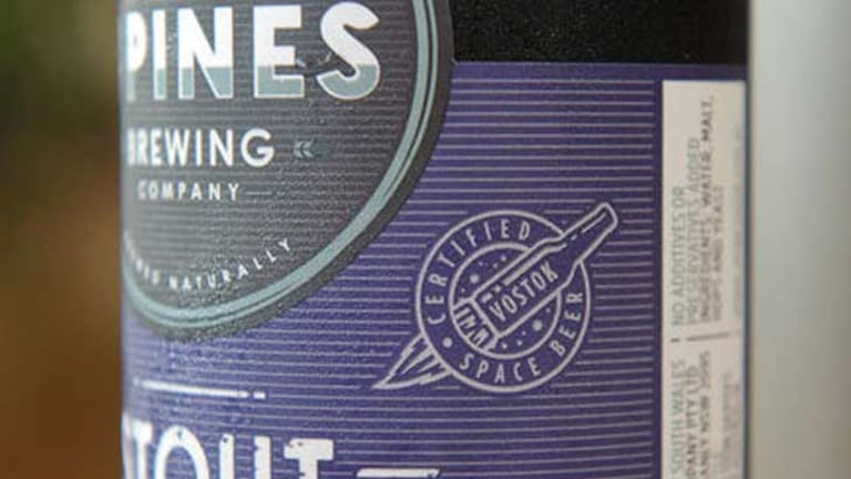 A brew that can stand up to the trials of imbibing in space, its developers say.