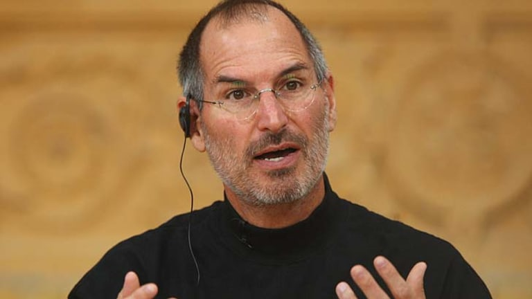 """Steve Jobs told his biographer Walter Isaacson that Ive was his """"spiritual partner"""" at Apple to whom he gave more operational power than anybody at the company."""