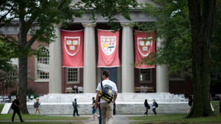 Harvard University is resisting pressure to ditch fossil fuels from its massive endowment.
