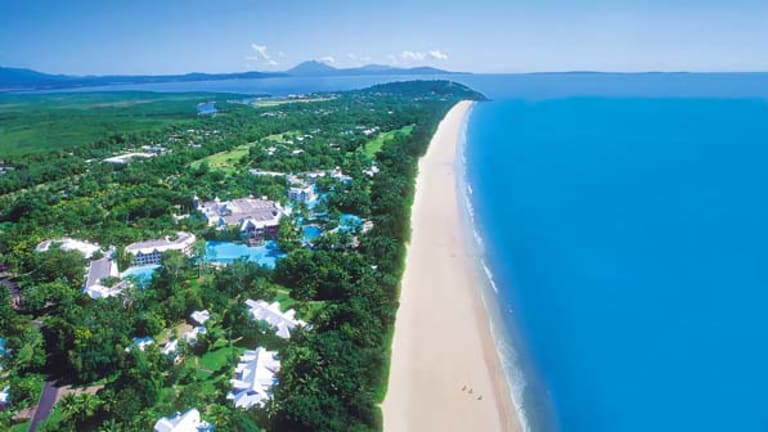 Tax break proposal ...  the suggested zone includes tropical paradises such as Port Douglas.