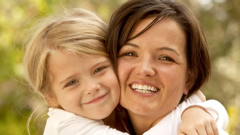 The good enough mother ... kids need happy mums, not perfect ones.
