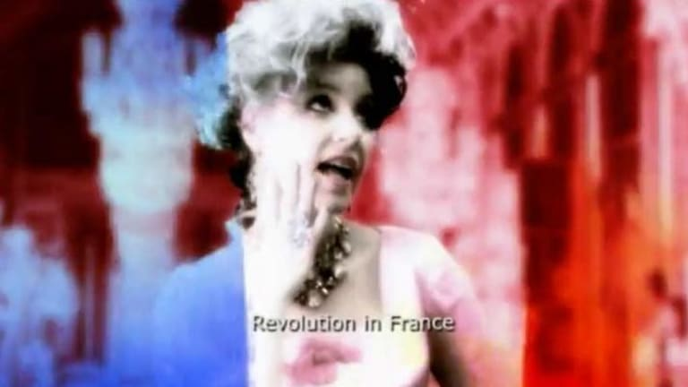 History for Music Lovers: Revolution in France (Bad Romance by Lady Gaga) featuring Amy Burvall
