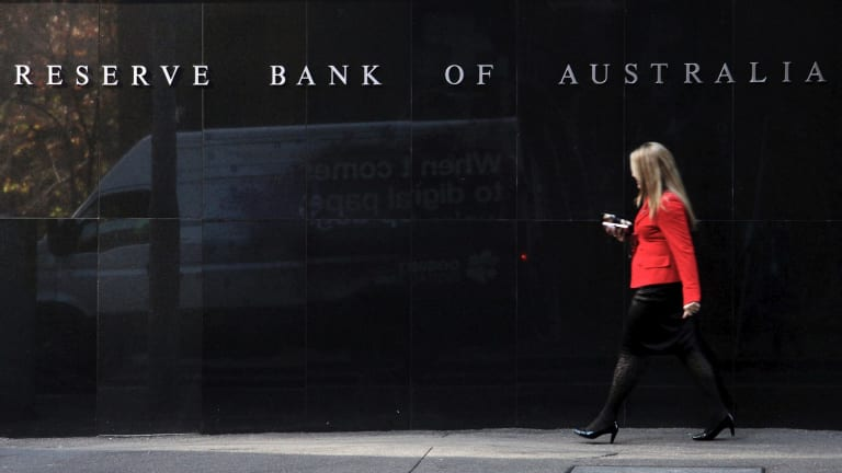 The RBA decision is due shortly.