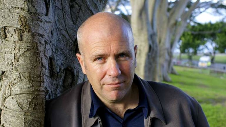 Personal work: Richard Flanagan, author of <i>The Narrow Road to the Deep North</i>.
