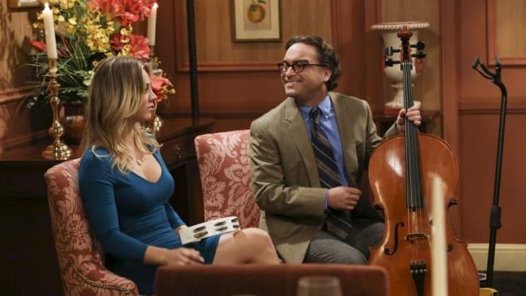 <i>The Big Bang Theory</i> on Nine, for now.