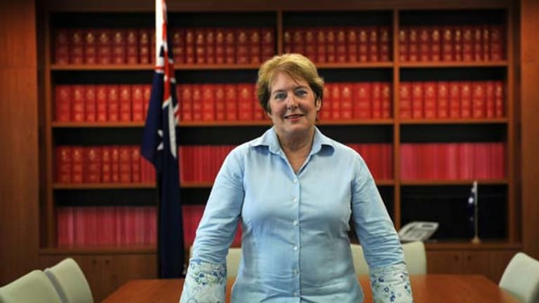 Liberal Senator Judith Troeth wants a quota system to get more MPs on her side of politics.