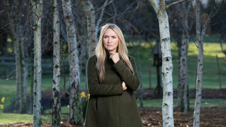Former fashion designer Collette Dinnigan wants to end the demand for ivory.