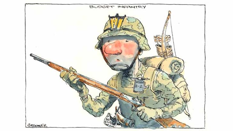 Illustration: John Spooner.