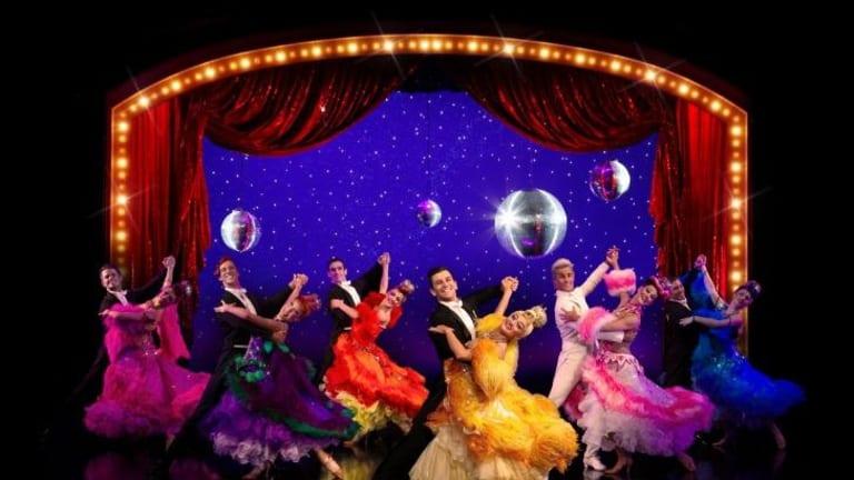 <i>Strictly Ballroom The Musical</i>