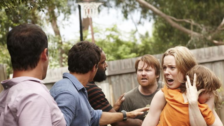 Great adult drama - <i>The Slap</i>.