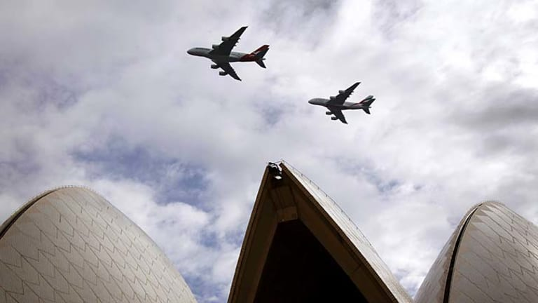 Alliance surge fuels Qantas