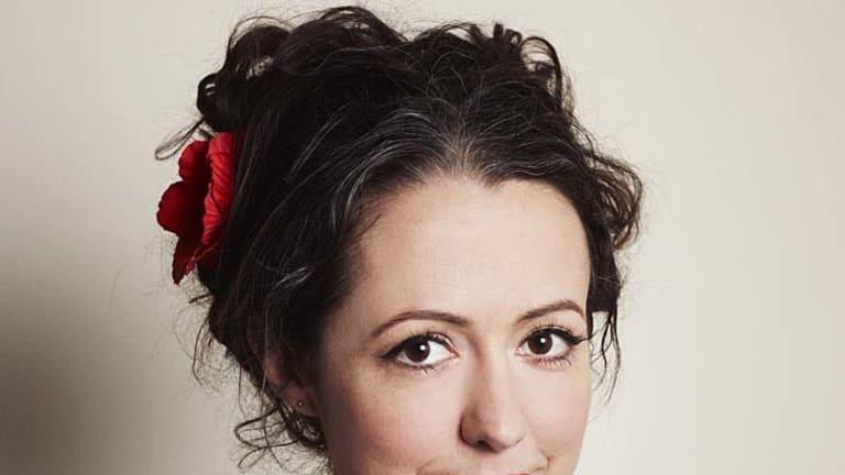 Tweeting troubles ... Melbourne writer and critic, Marieke Hardy, named Joshua Meggitt via Twitter.