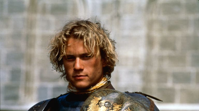In A Knight's Tale.
