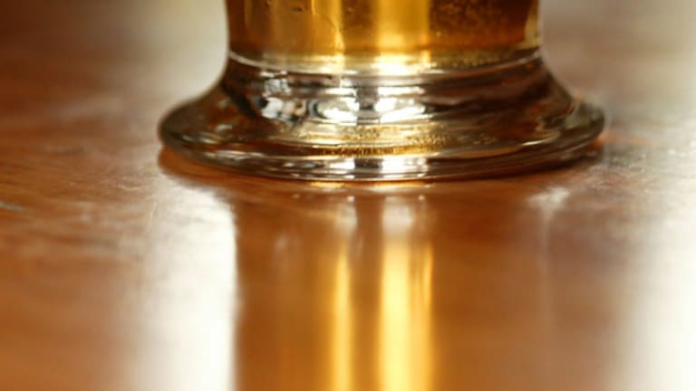 Sales of premium beer have grown at more than 10 per cent for the past five years.