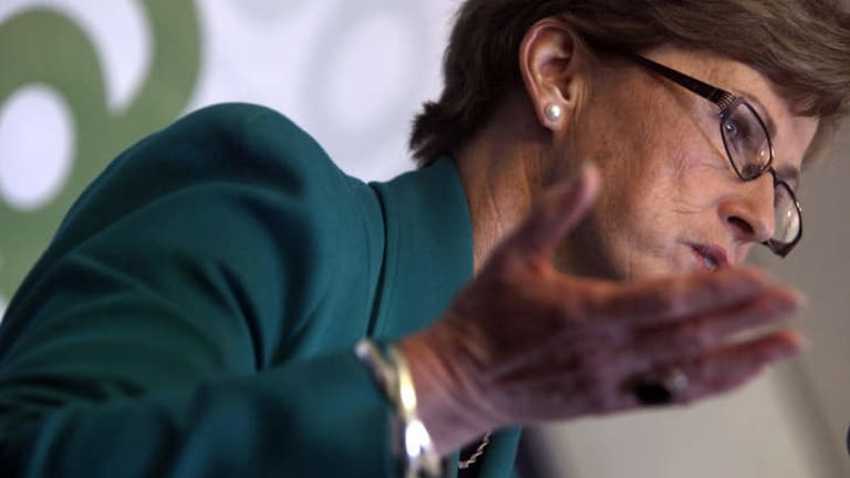 Greens leader Christine Milne.