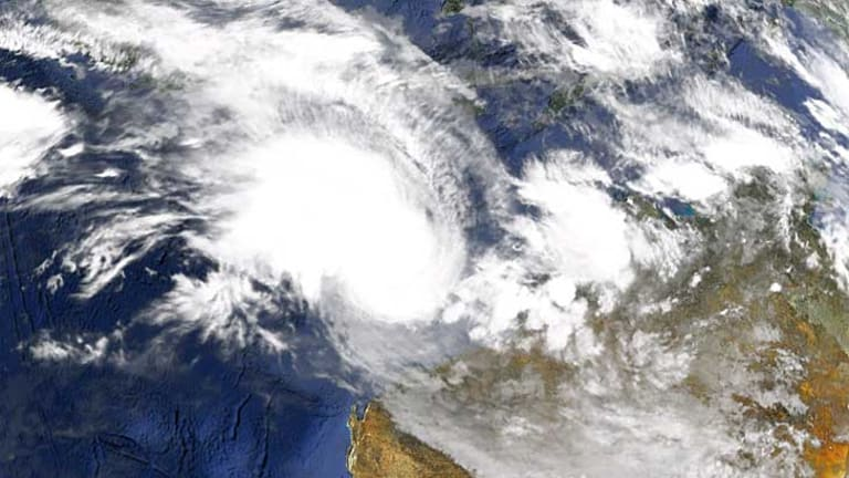 Tropical Cyclone Lua has been upgraded to a category three weather system and a yellow alert has been issued.