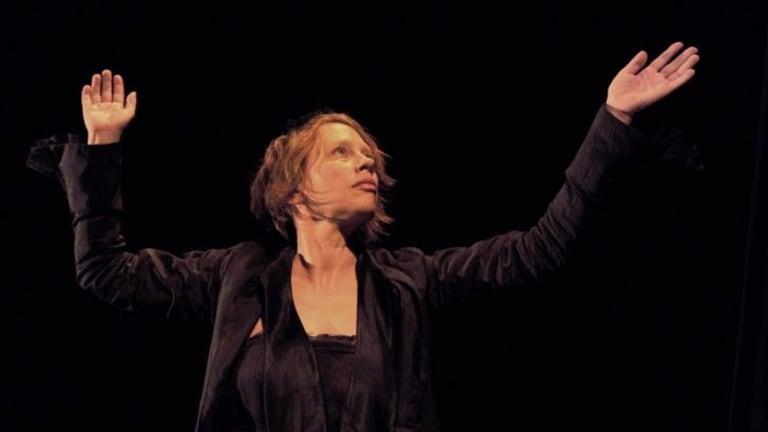 Magical movement: Linda Luke in Still Point Turning.