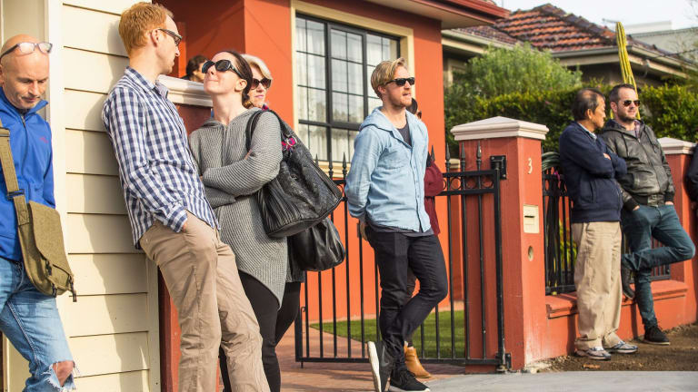 A 'demographic tsunami' will make things harder for first home buyers.