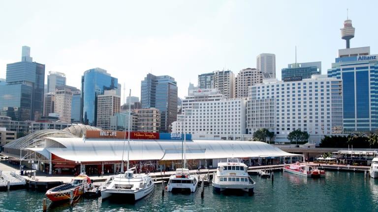 SEA LIFE Sydney Aquarium.