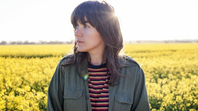 Courtney Barnett:  ''I don't feel I know everything — or maybe anything — about myself.''