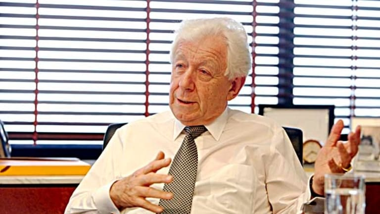 Degrees of separation: Frank Lowy's fate took an interesting turn thanks to Richard Sleeman, according to ... Richard Sleeman.