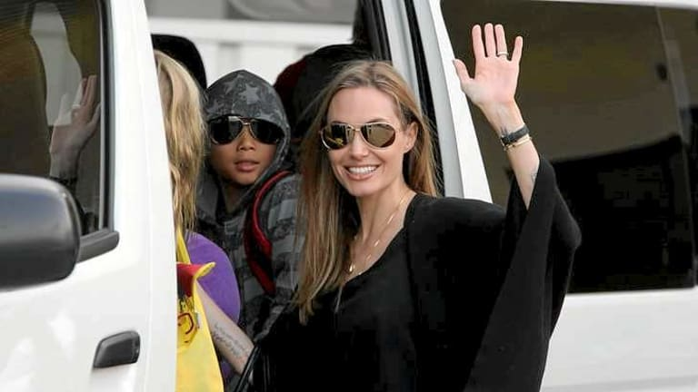 """The """"Angelina effect"""" is said to be to thank for the rapid increase in breast cancer referrals."""