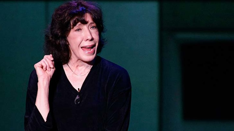 Lily Tomlin discusses her method of building comedy characters from the ground up.