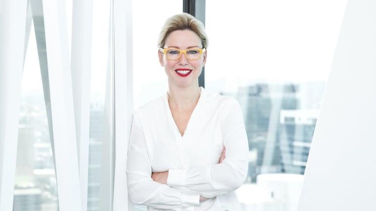 Elaine Stead, head of venture capital firm Blue Sky Funds.
