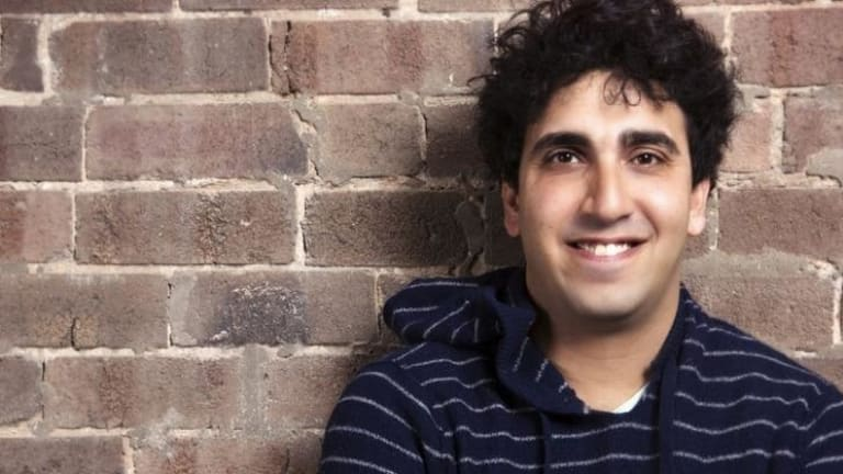 Ray Badran's response to a silent protest by a member of the audience to his rape joke has drawn criticism.