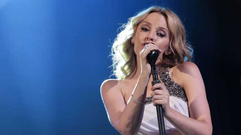 Kylie Minogue will performa a 20 minute medley at this year's Mardi Gras party