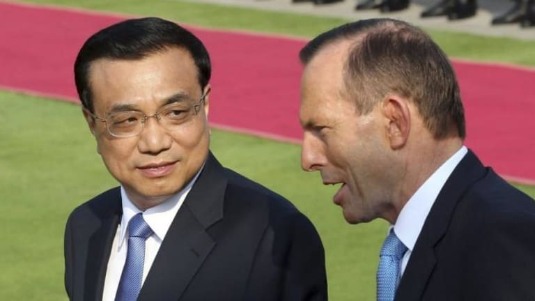 Free Trade Agreement China Wants To Send Workers Into Australia