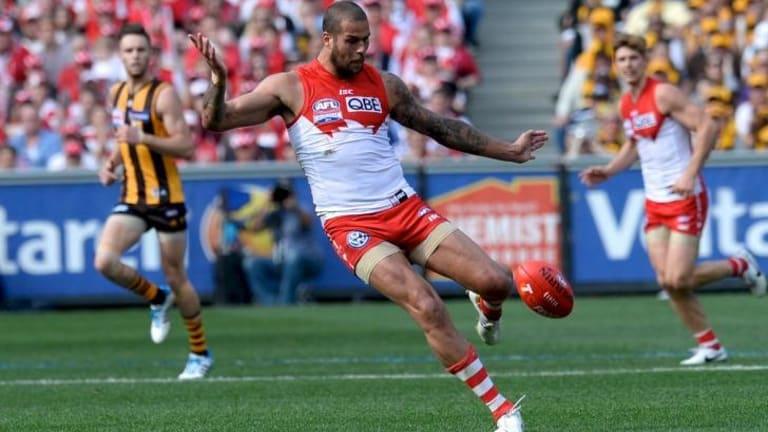 Sydney scored big with Lance Franklin last year.