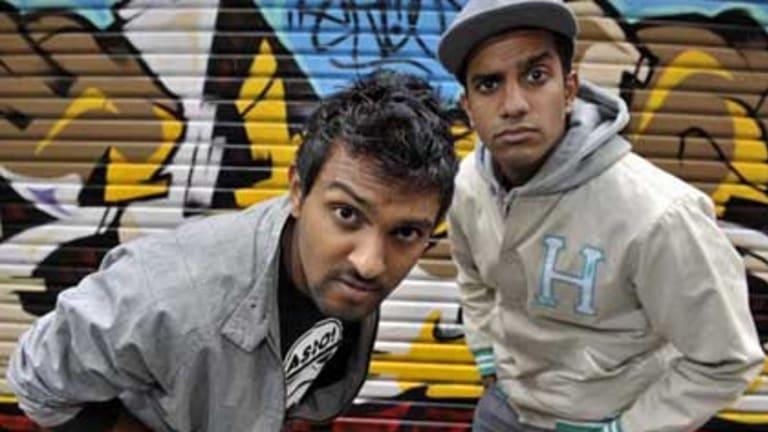 Nazeem Hussain and Aamer Rahman.